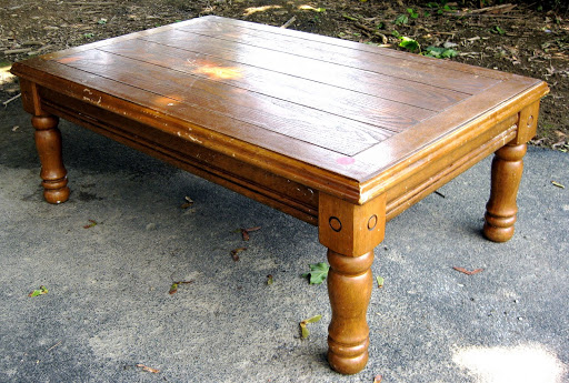 Genial Coffee Table Makeover
