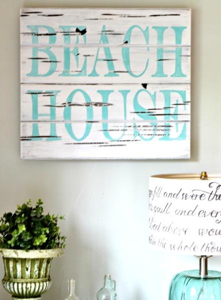 sign beach house1