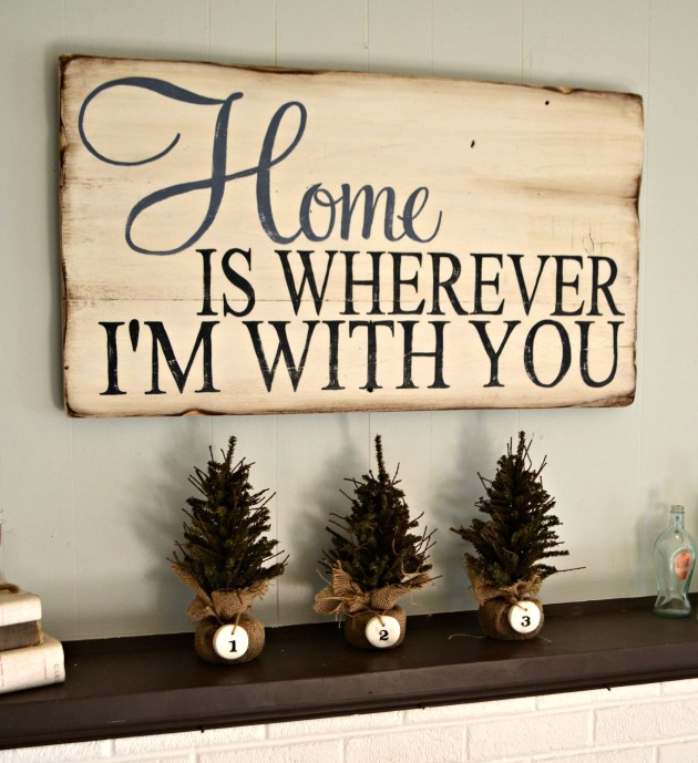 sign home is2