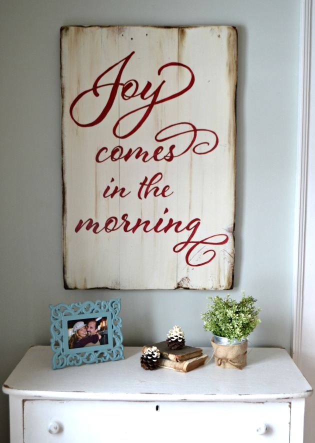 sign joy comes in the morning1
