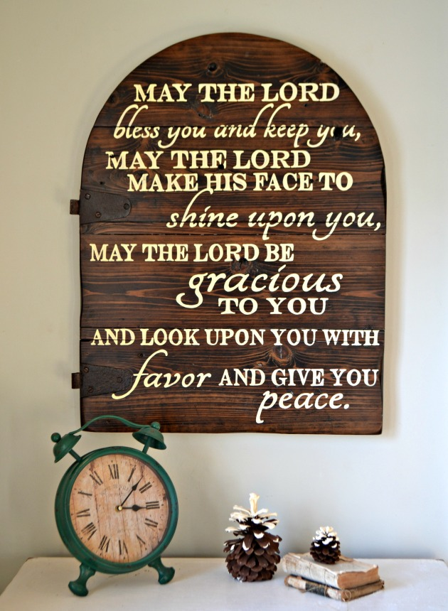 sign may the lord bless you2