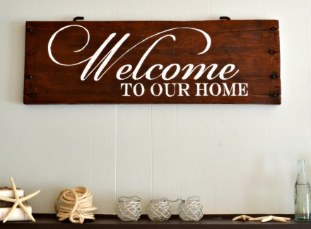 sign welcome1