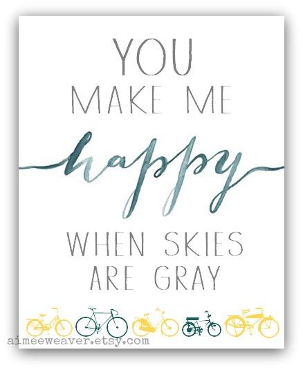 You make me happy FINAL
