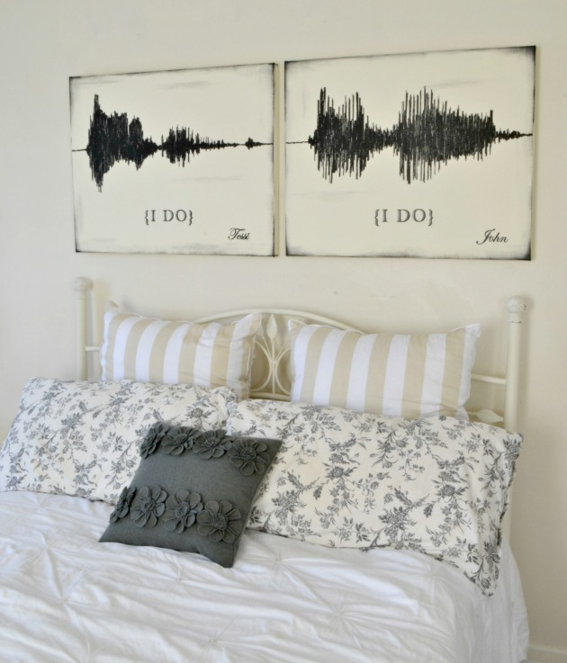 Sound Wave Artwork - Aimee Weaver Designs, LLC