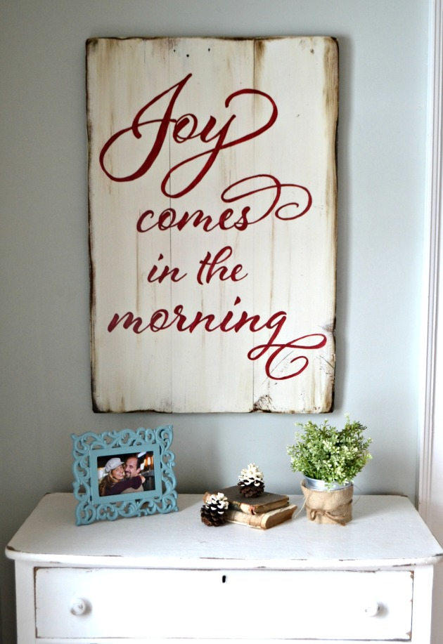 sign joy comes in the morning2