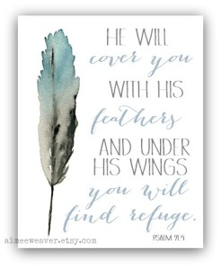 He will cover you FINAL