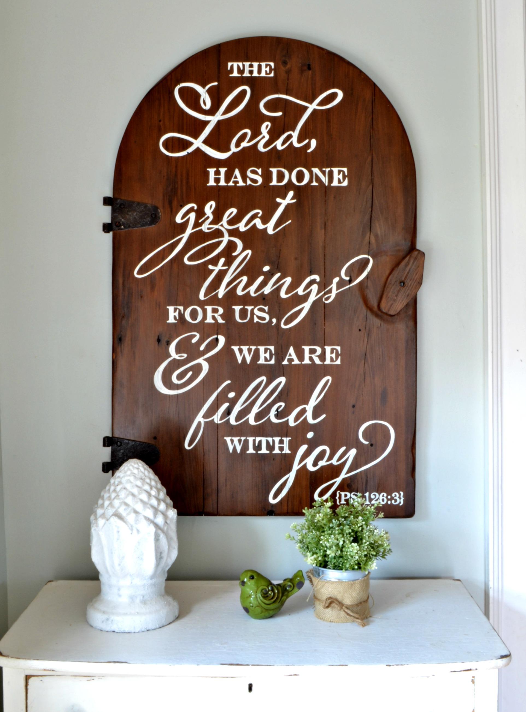 {arched Barn Door}   Aimee Weaver Designs, LLC