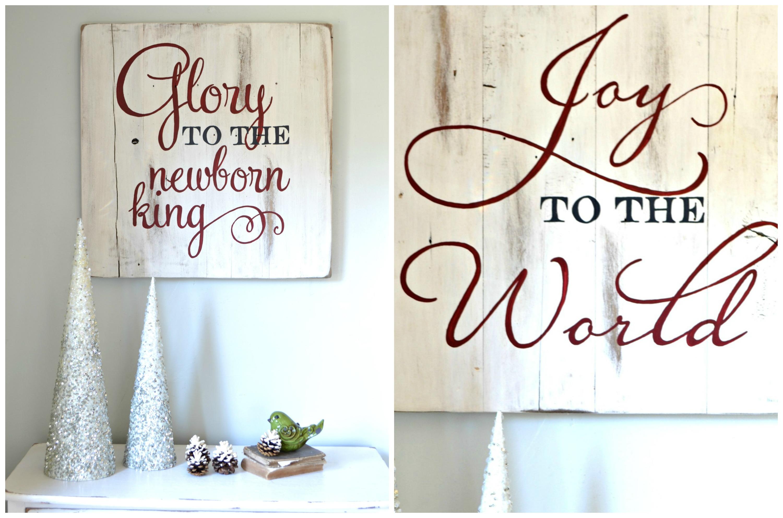 Christmas Signs New Signs Aimee Weaver Designs Llc