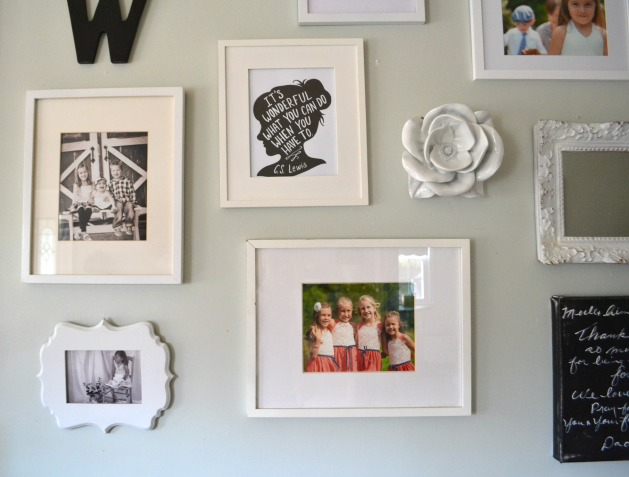 Gallery wall 9