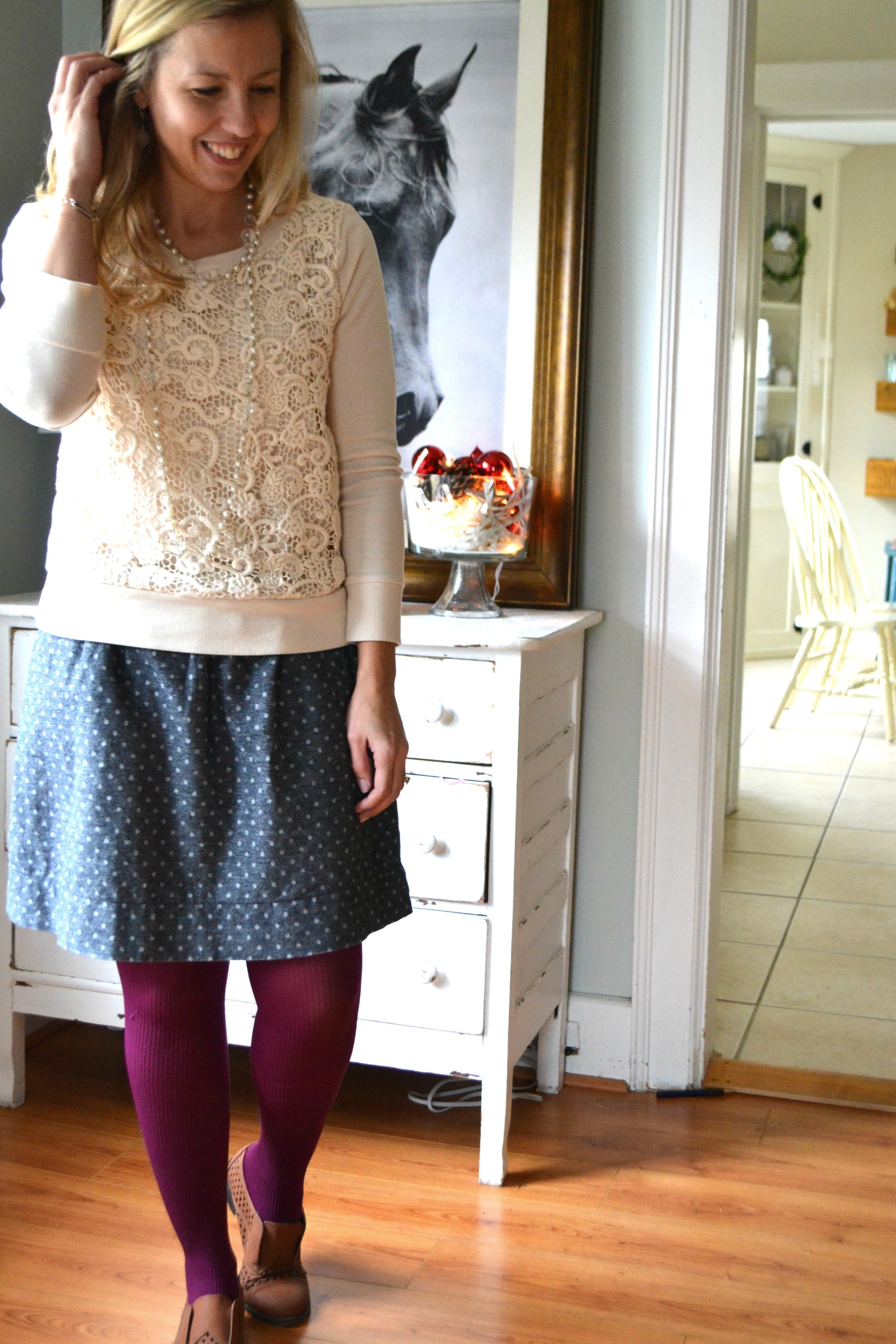 What i ve been wearing aimee weaver designs llc for Aimee weaver blogspot