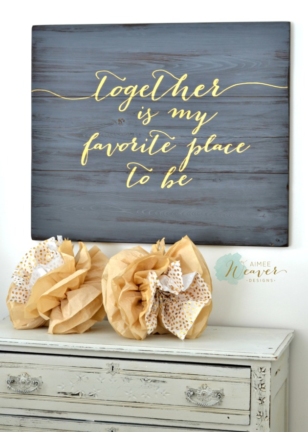 Together is my favorite place to be wood sign by Aimee Weaver Designs.jpg